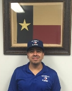 Houston plumbing technician